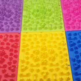 Karpet Alas Refleksi Kaki Foot Massage Reflexology - Bunga Lava