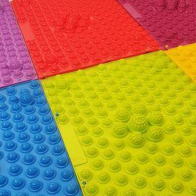 Karpet Alas Refleksi Kaki Foot Massage Reflexology - Bunga Besar